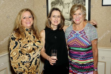 Abigail Disney (Director), Kathleen Hughes (Producer), Lynn Sherr