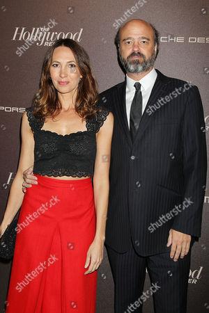 Stock Photo of Scott Adsit and Sue Galloway