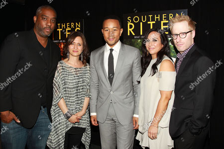 Editorial image of 'Southern Rites' documentary screening, New York, America - 11 May 2015