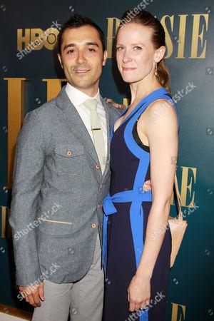 Stock Image of Frankie J Alvarez and Leah Walsh