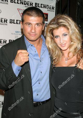 Danny Musico and date, Alexandra
