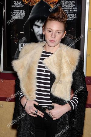 La Roux (Eleanor Kate Jackson)