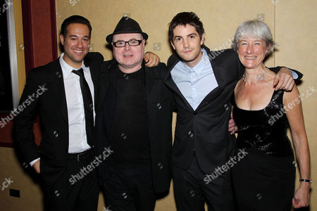 Richard Raymond (Producer), PhilipRidley (Director), Jim Sturgess, Pippa Cross (Producer)