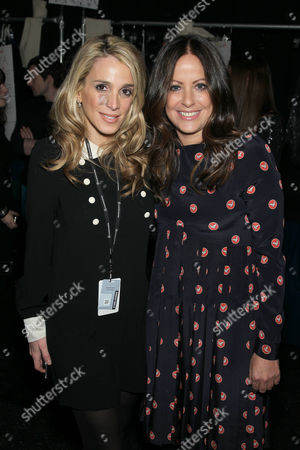 Alison Brod and Jill Stuart (Designer)
