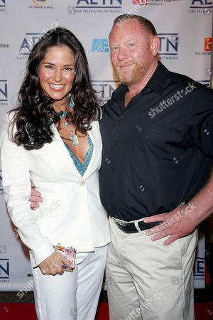 Tanya Memme and Roger Hazard
