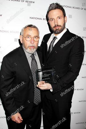 Tony Mendez and Ben Affleck