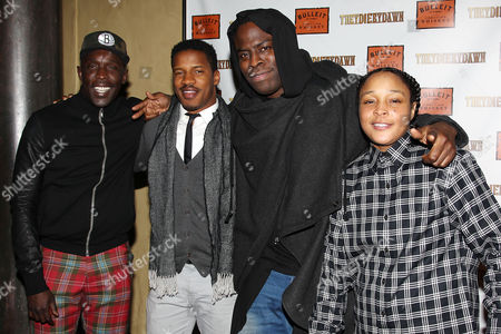 Michael Kenneth Williams, Nate Parker, Jeymes Samuel, Felicia Pears