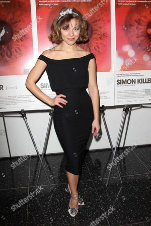 Editorial image of 'Simon Killer' film premiere, New York, America - 02 Apr 2013