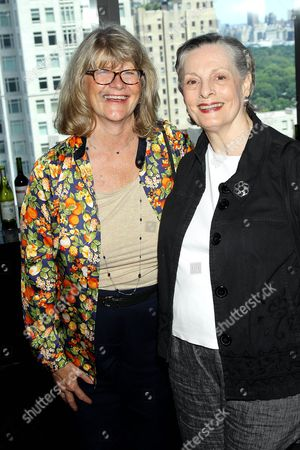 Judith Ivey and Dana Ivey