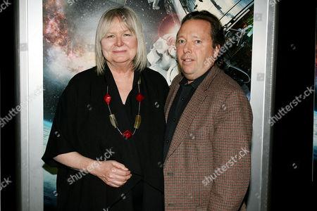 Toni Myers, Director and Richard Gelfond, IMAX CEO
