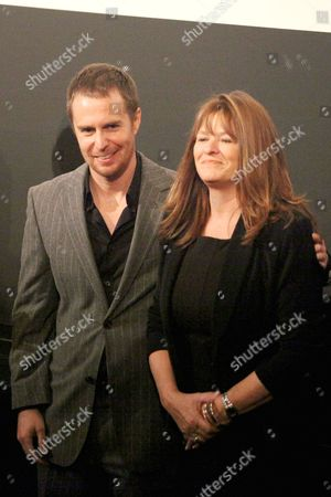 Sam Rockwell and Betty Anne Waters