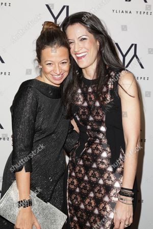 Michelle Smith and Yliana Yepez