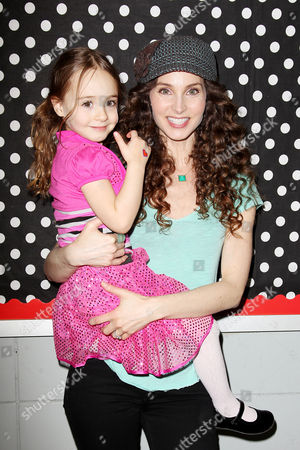 Alicia Minshew and daughter Willow