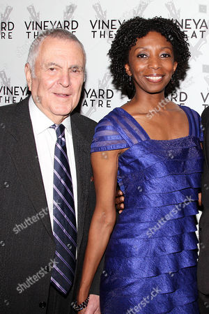 John Kander and Sharon Washington