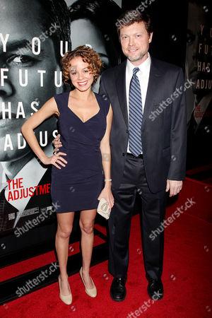 George Nolfi (Director) and Laura Kenley