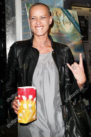 Editorial photo of 'My Reincarnation' film Premiere in New York, America - 25 Oct 2011