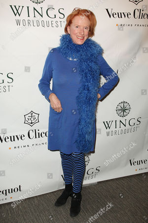Editorial photo of WINGS WorldQuest 2010 Women of Discovery Awards, New York, America - 15 Apr 2010