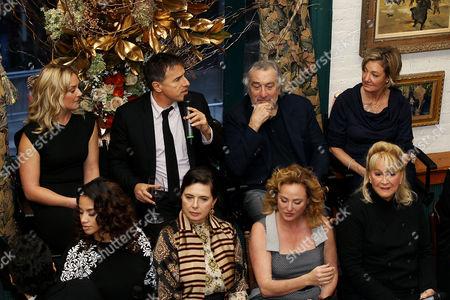 Elisabeth Rohm, David O Russell, Robert De Niro, Elizabeth Gabler, Dascha Polanco, Isabella Rossellini, Virginia Madsen, Diane Ladd