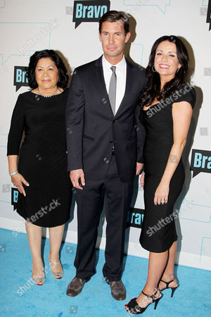 Stock Picture of Zoila Chavez, Jeff Lewis and Jenni Pulos