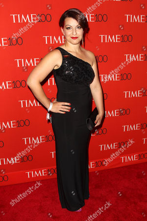 Editorial picture of Time 100 Gala, New York, America - 21 Apr 2015