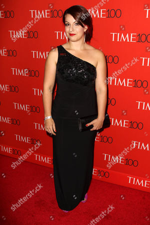 Stock Image of Anita Sarkeesian