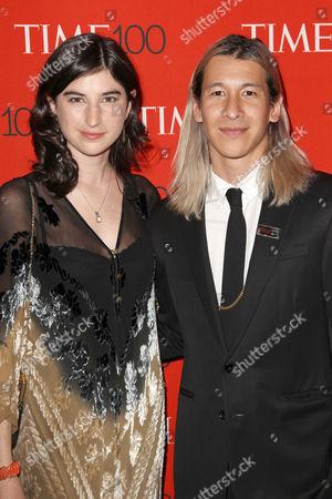 Marina Katz and Perry Chen