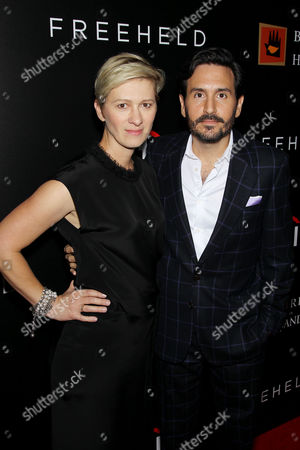 Editorial photo of 'Freeheld' film screening, New York, America - 28 Sep 2015