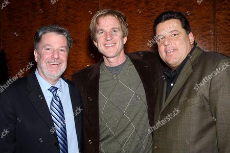 Hank Ratner (Chairman, Garden of Dreams), Matthew Modine and Steve Schirripa