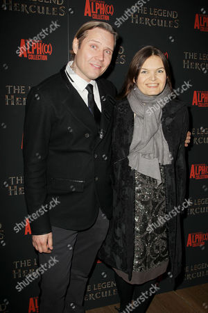 Editorial image of 'The Legend of Hercules' film premiere After Party, New York, America - 06 Jan 2014