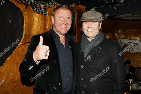 Editorial picture of 'The Legend of Hercules' film premiere After Party, New York, America - 06 Jan 2014