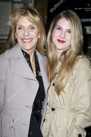 Jill Clayburgh and daughter Lily Rabe
