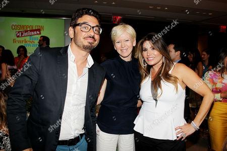 Editorial photo of Fun Fearless Latina Awards, New York, America - 23 May 2013
