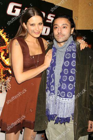 Petra Nemcova and Vikram Chatwal
