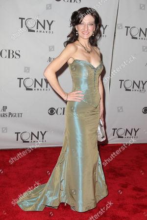 Editorial photo of 65th Annual Tony Awards, New York, America - 12 Jun 2011