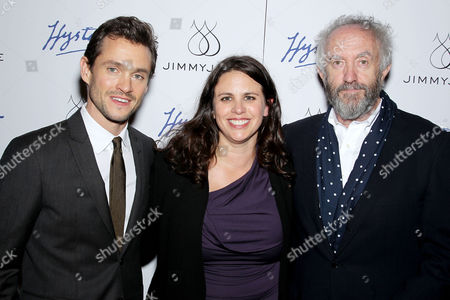 Hugh Dancy, Tanya Wexler (Director) and Jonathan Pryce