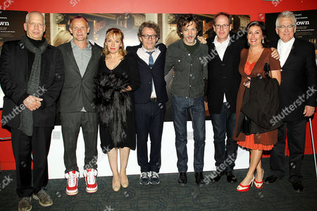 Editorial photo of 'Low Down' film premiere, New York, America - 20 Oct 2014