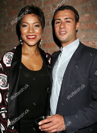 Editorial picture of 2nd Annual Chanel Dinner celebrating the Artist Program of the 2007 Tribeca Film Festival, Bowery Hotel, New York, America - 26 Apr 2007
