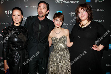 Stock Image of Lucy Liu, Adrien Brody, Sami Gayle and Betty Kaye