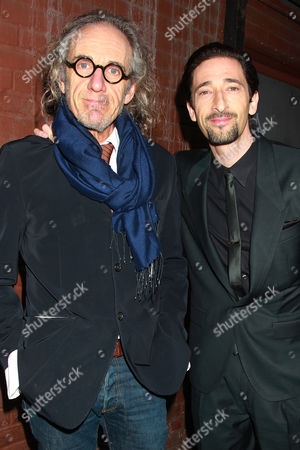 Tony Kaye and Adrien Brody