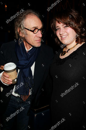 Tony Kaye and Betty Kaye