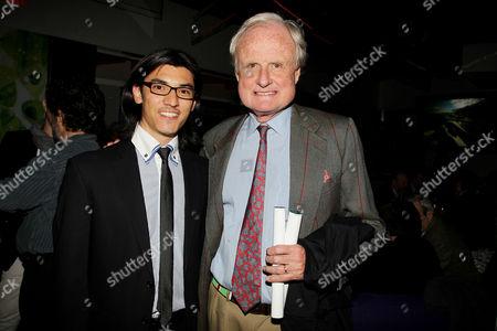Stock Photo of Jeff Orlowski (Director) and John Heminway