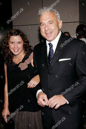 Tom Schiller and wife