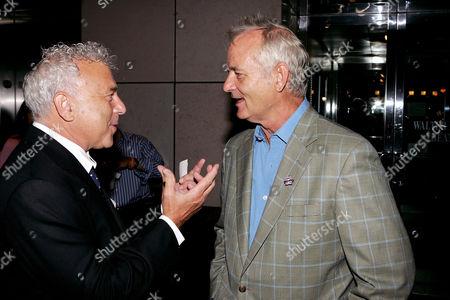 Tom Schiller and Bill Murray