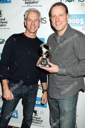 Chris Sanders and Kirk Demicco