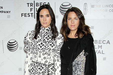 Jennifer Connelly and Claudia Llosa
