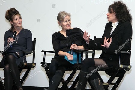 Robbie Myers, Mary Harron and Amy Heckerling