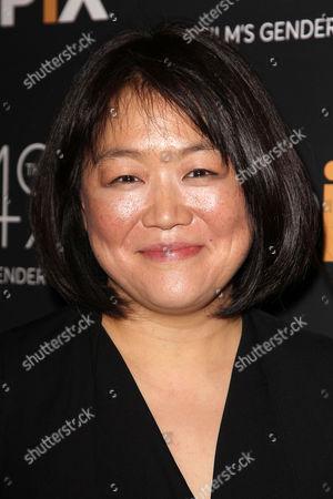 Stock Image of Caroline Suh (Director)