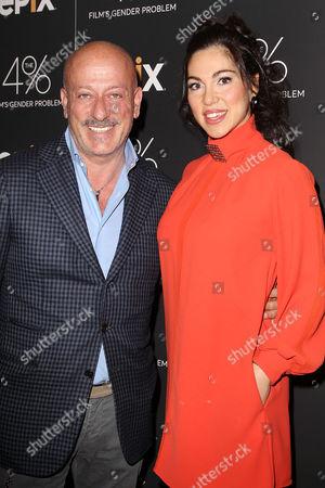 Domenico Vacca and Eleonora Pieroni