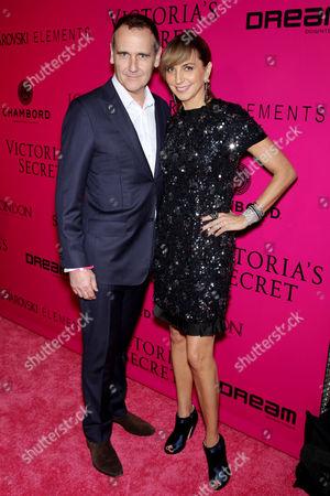 Monica Mitro with husband