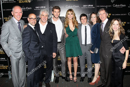 Editorial picture of The Cinema Society Film Screening of 'The Hunger Games', New York, America - 20 Mar 2012